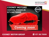 """SV WITH NISSAN CONNECT 1.5 DSL WITH ONLY €180 ROAD TAX """"ARRIVING IN JANUARY"""""""