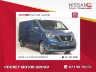 Nissan NV300 SV aircon, auto light, rear camera high spec