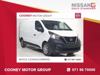 Nissan NV300 SV with air con